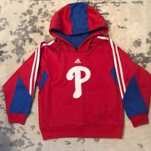 Boys Adidas hoodie size 5/6